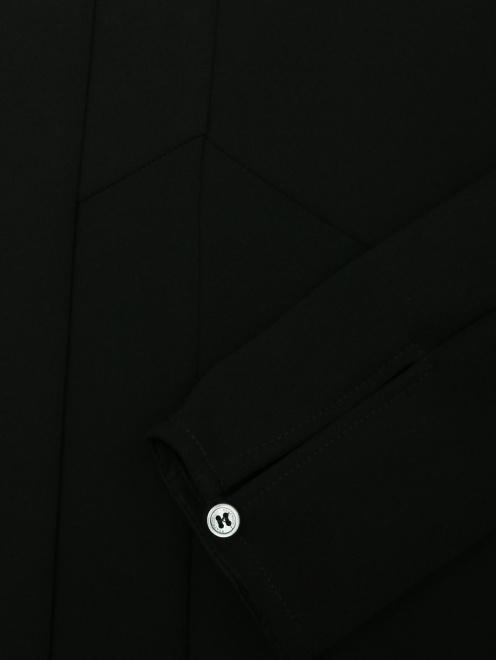 Платье-мини декорированное кристаллами - Деталь1