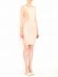 Платье с вставками из кружева LIL Paris  –  Модель Общий вид