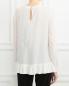 Блуза из шелка Rossella Jardini  –  Модель Верх-Низ1