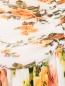Платье-мини с цветочным узором Zimmermann  –  Деталь