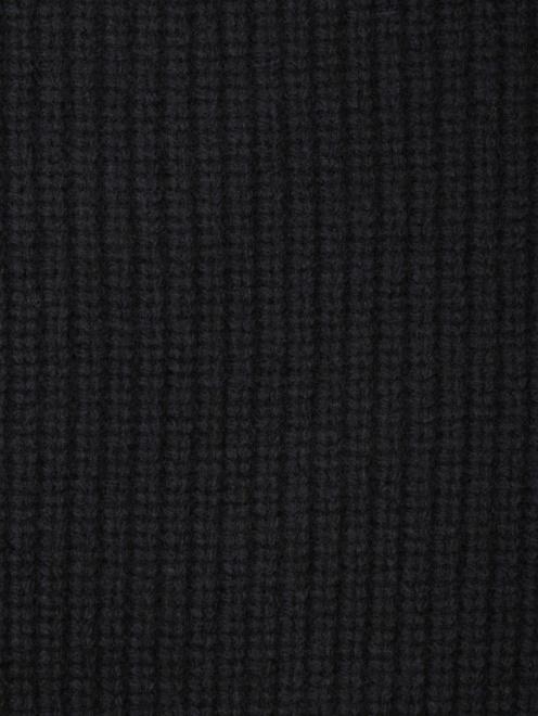 Свитер из шерсти декорированный пайетками - Деталь