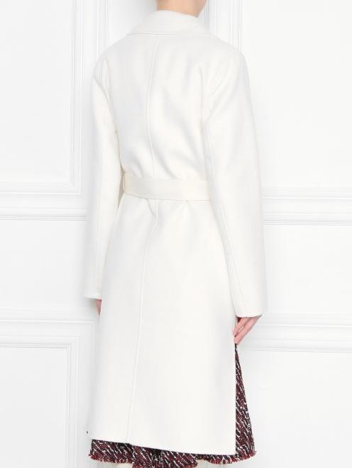 Пальто-халат, из шерсти - МодельВерхНиз1