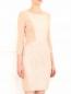 Платье с вставками из кружева LIL Paris  –  Модель Верх-Низ
