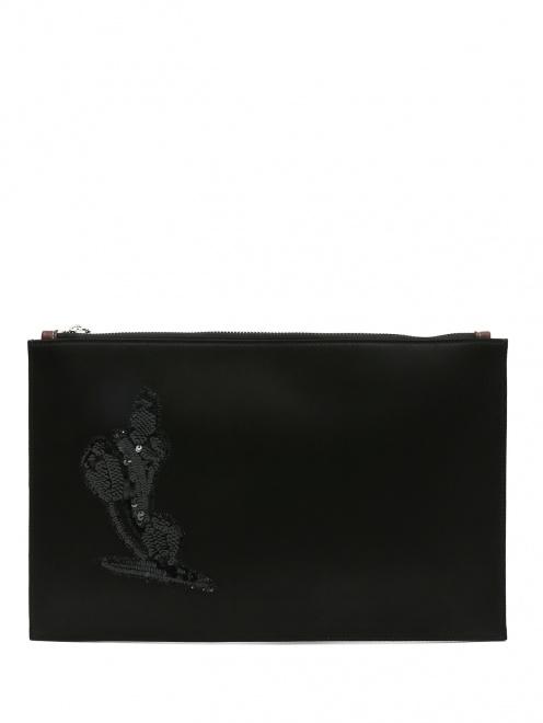 Клатч декорированный пайетками - Общий вид