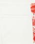 Укороченные брюки и хлопка с контрастными вставками Barbara Bui  –  Деталь