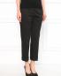 Укороченные брюки из хлопка с боковыми карманами Jil Sander  –  Модель Верх-Низ