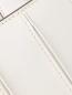 Сумка из кожи на коротких ручках Max Mara  –  Деталь