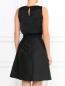 Платье-футляр с поясом Alberto Biani  –  Модель Верх-Низ1