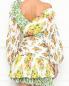 Платье-мини с цветочным узором Zimmermann  –  МодельВерхНиз1