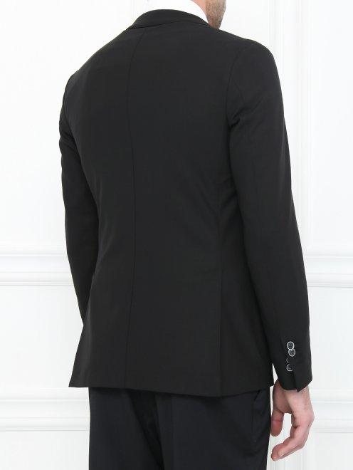 Пиджак из тонкой шерсти - Модель Верх-Низ1
