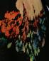 Кардиган из шерсти с цветочным узором Marina Rinaldi  –  Деталь