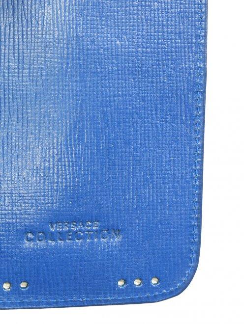 Чехол для IPhone из кожи - Деталь