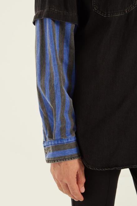 Рубашка - 528512 Рубашка Модель Верх-Низ1