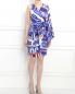 Платье из шелка Jean Paul Gaultier  –  Модель Общий вид