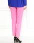 Укороченные хлопковые брюки Paul Smith  –  Модель Верх-Низ1