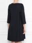Платье из шерсти свободного кроя Weekend Max Mara  –  МодельВерхНиз1