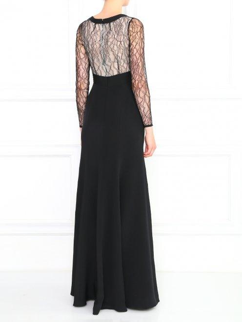 Платье-макси - Модель Верх-Низ1