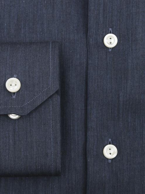 Рубашка из хлопка  - Деталь1