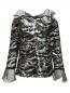 Блуза декорированная пайетками Mariella Burani  –  Общий вид