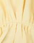 Платье-макси, со сборкой , из вискозы Jil Sander  –  Деталь