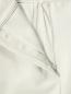 Брюки-кюлоты с боковыми карманами Marina Rinaldi  –  Деталь1