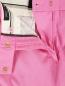 Укороченные хлопковые брюки Paul Smith  –  Деталь1