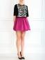 Пышная юбка-мини Mcq  –  Модель Общий вид