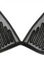 Бюстгальтер из шелка с контрастной отделкой La Perla  –  Деталь