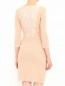 Платье с вставками из кружева LIL Paris  –  Модель Верх-Низ1