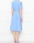 Платье из хлопка с запахом Weekend Max Mara  –  МодельВерхНиз1