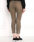 Укороченные брюки из хлопка с боковыми накладными карманами CLOSED  –  Модель Верх-Низ1