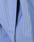 Платье из хлопка с узором полоска Moschino Boutique  –  Деталь1