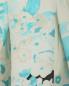 Платье из шелка с цветочным узором Mariella Burani  –  Деталь1
