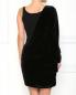 Платье из двух видов материалов Emporio Armani  –  Модель Верх-Низ1