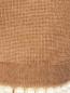Платье из смешанного кашемира декорированное бусинами Andrew GN  –  Деталь