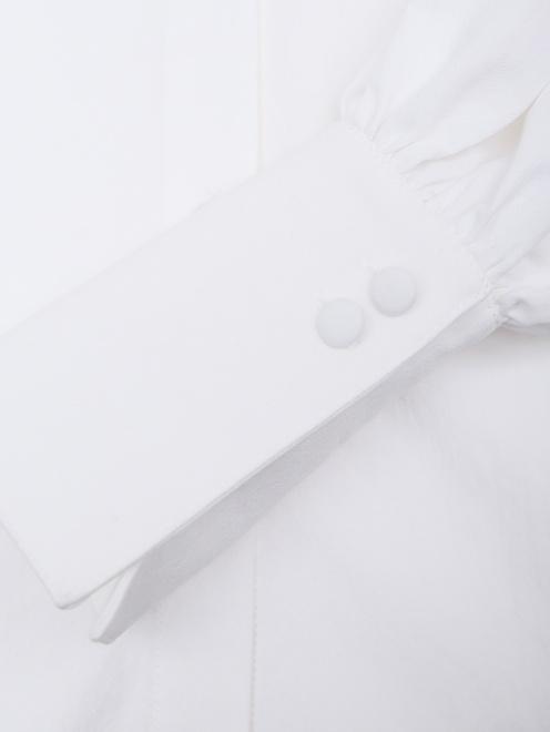 Рубашка из хлопка с манжетами - Деталь1