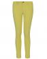 Зауженные брюки из микровельвета American Retro  –  Общий вид