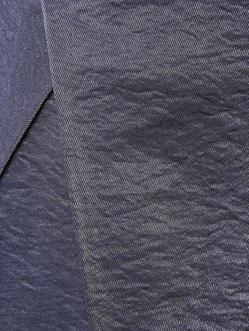 Мини-юбка архитектурного кроя - Деталь