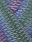 Трикотажное платье-мини с узором Max&Co  –  Деталь1