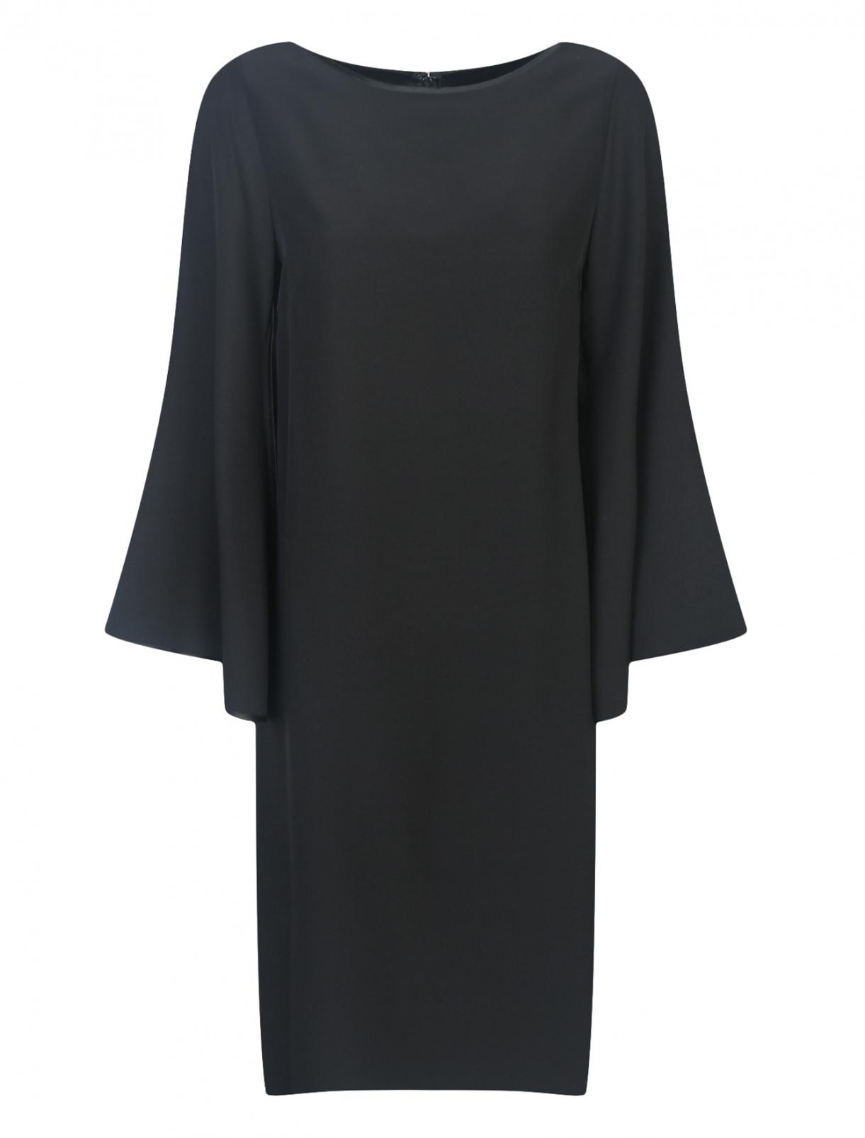 Платье свободного кроя из шелка Daniela de Souza  –  Общий вид