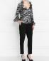 Блуза декорированная пайетками Mariella Burani  –  Модель Общий вид