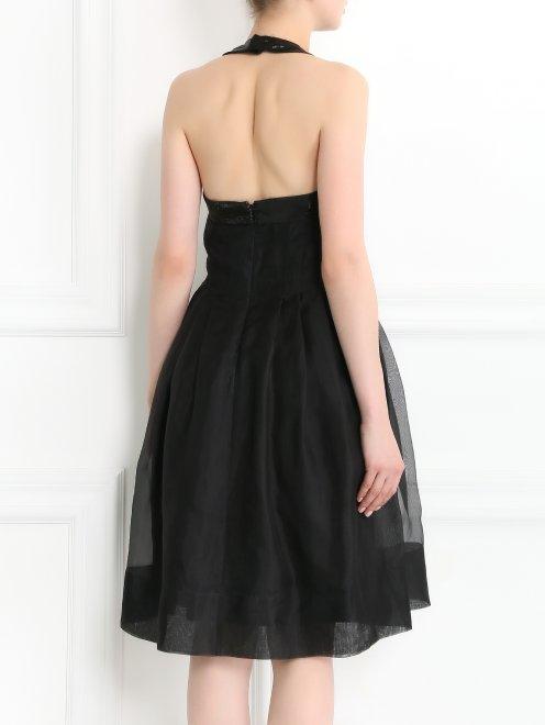 Платье из шелка - Модель Верх-Низ1