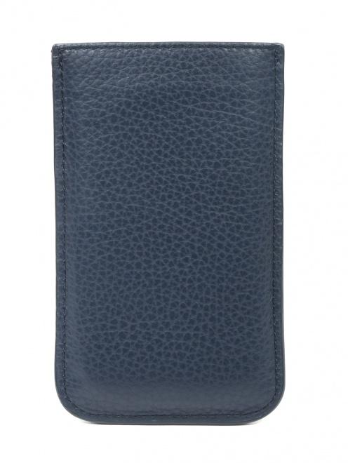 Чехол для IPhone 4 из кожи - Обтравка1
