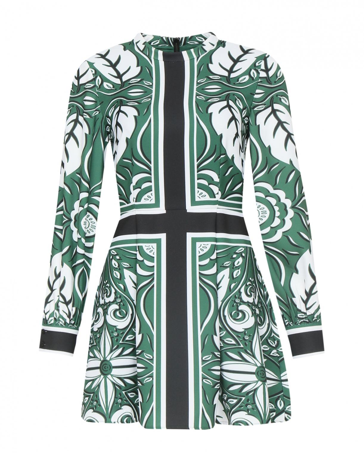 Платье прямого кроя с цветочным узором FINDER KEEPERS-PAUSE  –  Общий вид