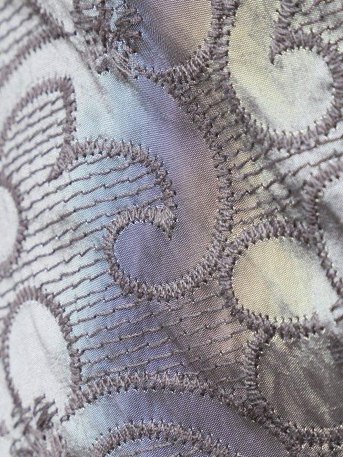 Асимметричная юбка с драпировкой - Деталь1