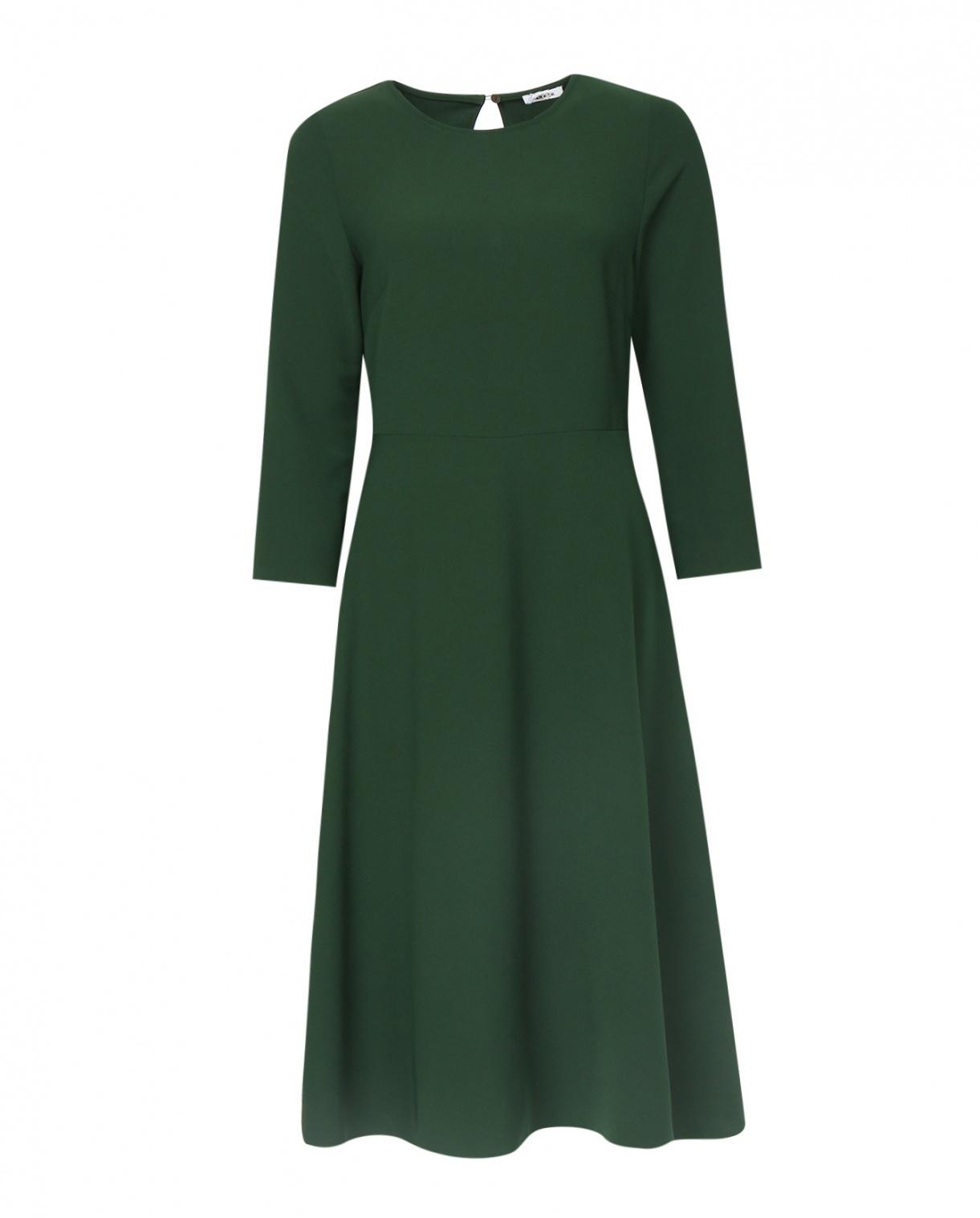 Платье-миди с длинным рукавом P.A.R.O.S.H.  –  Общий вид