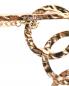 Ожерелье из металла в виде колец Pianoforte  –  Деталь