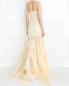 Платье-макси декорированное пайетками и оборками Mariella Burani  –  Модель Верх-Низ1