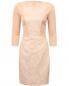 Платье с вставками из кружева LIL Paris  –  Общий вид