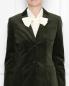 Жакет вельветовый с накладным карманом Brooks Brothers  –  МодельОбщийВид1